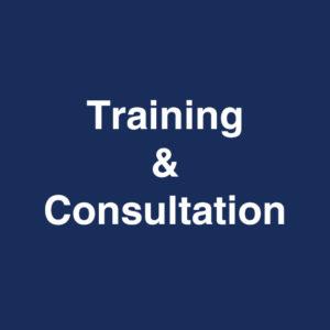 Training & Consultation
