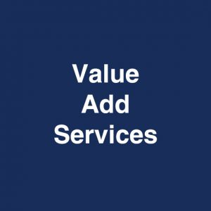 Value Add Services